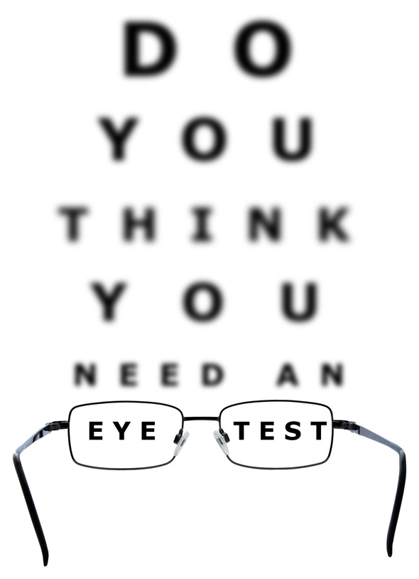attending your sight test appointments
